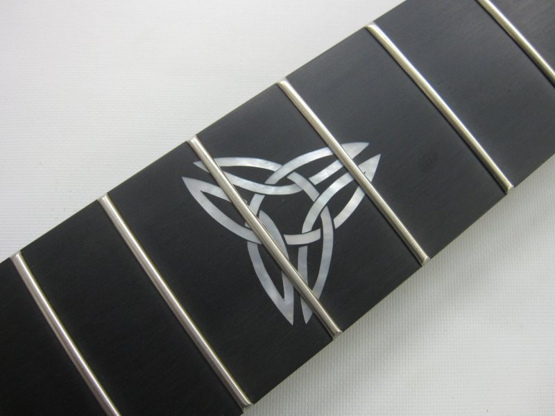 Custom MOP 12th fret inlay