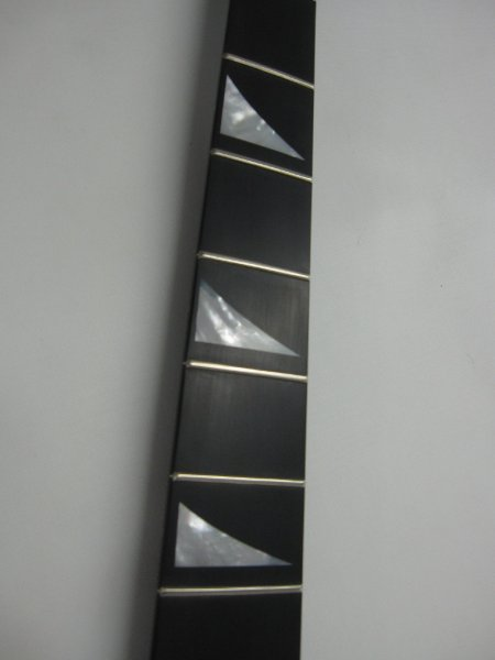 Shark Fin Inlay close-up; normal