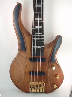 Moses Carbon Graphite USA bass: Starhawk 5 Mahogany