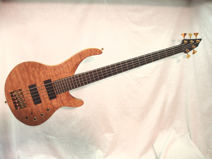 Moses Carbon Graphite USA Bass: Starhawk 5 Maple