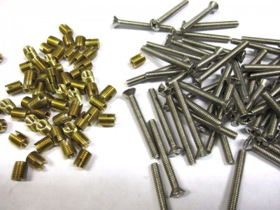 threaded inserts